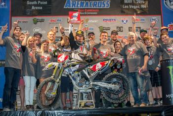 Regal Wins Title in Dramatic AX Showdown