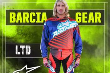 Alpinestars Introduces Justin Barica Tech 10 and Apparel Series