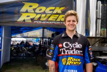 CycleTrader/Rock River Yamaha Signs Killy Rusk for Outdoors