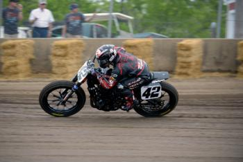 Team Green Begins Support of AMA Pro Flat Track
