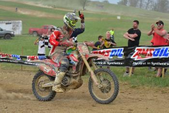 Bach Ends Russell's Perfect Season at Tomahawk GNCC