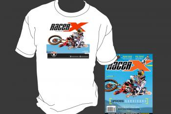 Subscribe Now and Get a Marvin Musquin Cover T-shirt