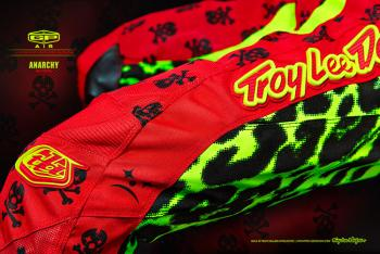 TLD Launches GP Air Anarchy Gear