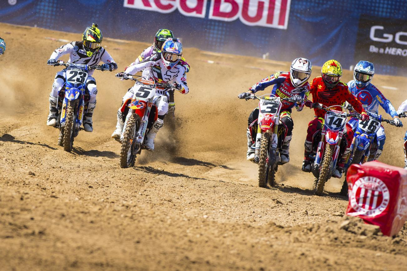 Racer X Films: Remastered, Hangtown