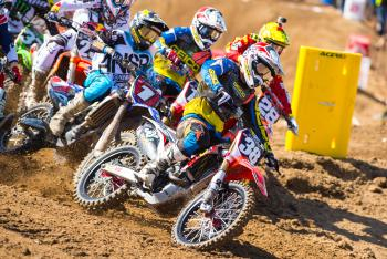 Staging Area: Glen Helen