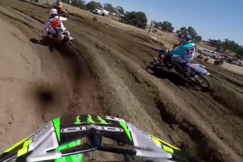 GoPro: AC, Roczen and Peick at Hangtown