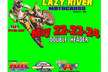 Lazy River MX Hosting AMA Pro-Am Events