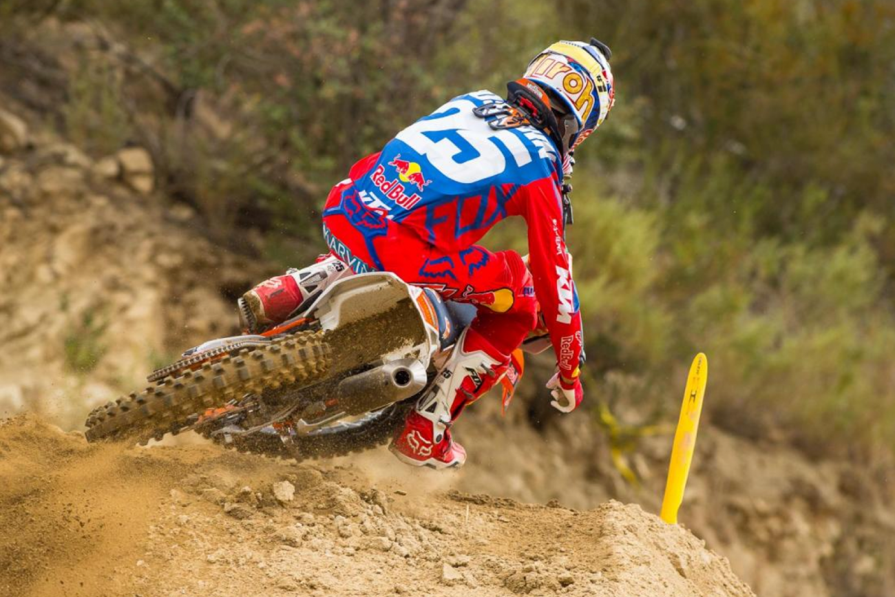 Racer X Films: Glen Helen Press Day