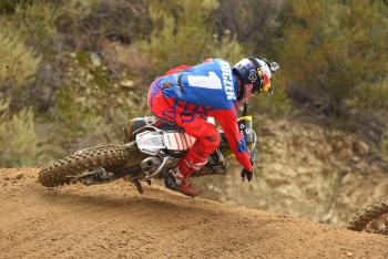Race Day Feed: Glen Helen MX