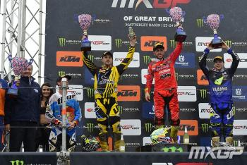 MXGP of Great Britain Highlights