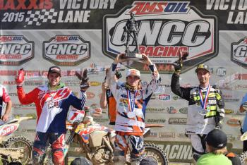 Russell Claims Mountaineer Run GNCC