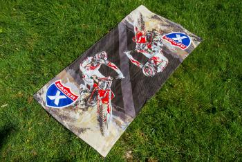 Free Trey Canard Beach Towel at Thunder Valley