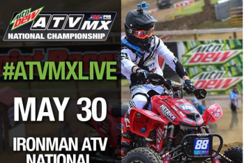 Watch ATVMX Live this Saturday