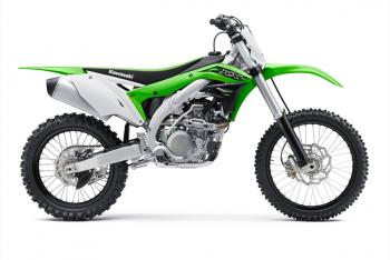 Kawasaki Reveals All-New 2016 KX450F
