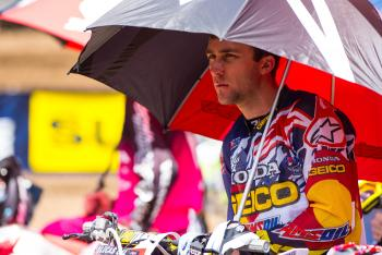 Tomac Out for Rest of Season