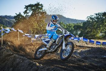 Yamaha Intros 2016 MX and Off-Road Bikes