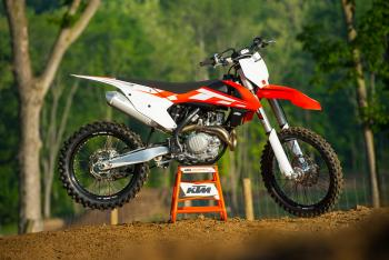 250 Words: KTM's Clean Slate