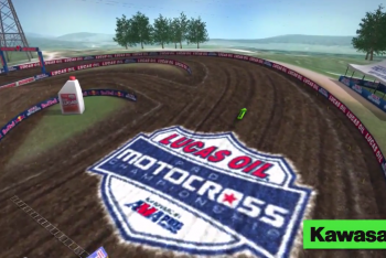 High Point Animated Track Map