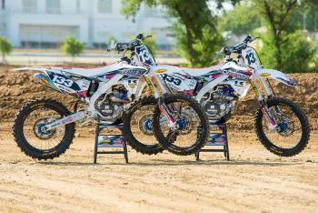 Racer X Films: 2015 KX 450F and 250F