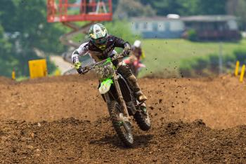 Staging Area: High Point