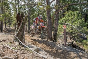 Kailub Russell Victorious At Wyoming National Enduro