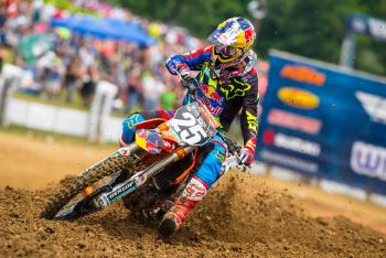 250 Words: Musquin Holds Serve