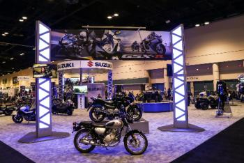 Suzuki Signs Two-Year Deal for AIMExpo