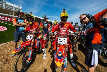 Lucas Oil Pro Motocross: Inside the Numbers