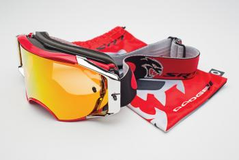 Ken Roczen, Dodge Partner with Oakley for Goggle Giveaway