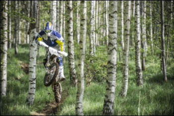 2016 Husqvarna Off-Road and Dual-Sport Models