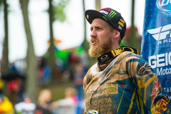 Monday Conversation: Justin Barcia