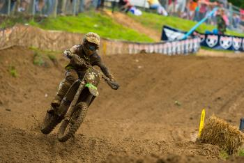 Sign of the (Lap) Times: Budds Creek
