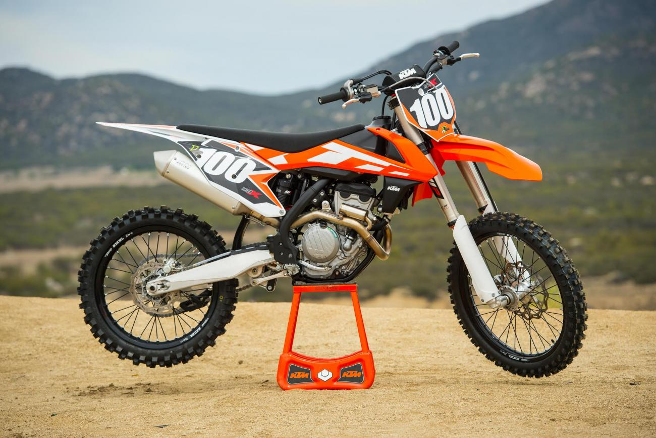 racer x films: dialed in: 2016 ktm 250 sx-f - motocross - racer x