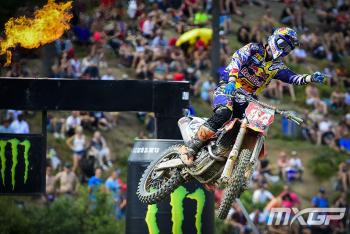 Jeffrey Herlings Suffers Gruesome Finger Injury In Sweden