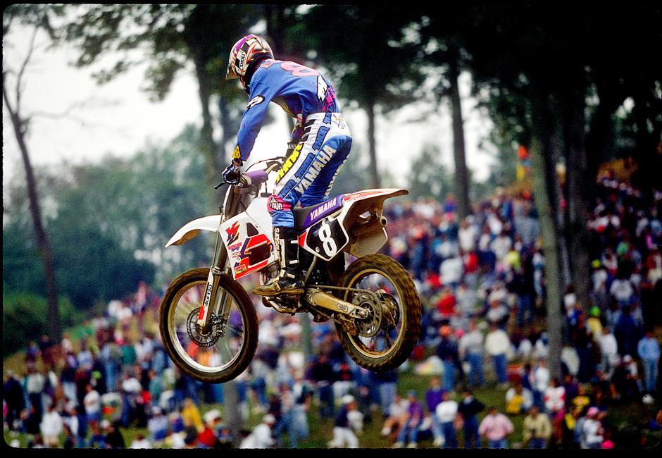 Team Yamaha Of Troy Motocross