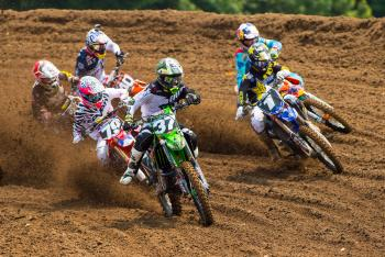 Staging Area: Spring Creek