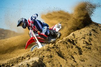 Gallery: 2016 Honda CRF450R Intro