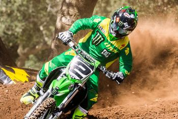 Thor Welcomes Back Jeremy McGrath