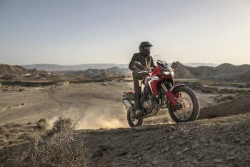 Honda Releases Details on 2016 CRF1000L Africa Twin