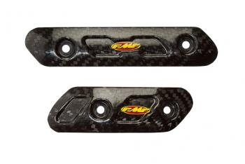 FMF Introduces Factory Carbon Fiber Megabomb, Yamaha Heat Shields