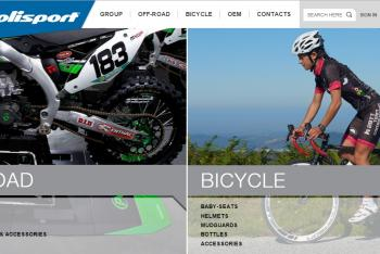 Polisport Introduces New Website