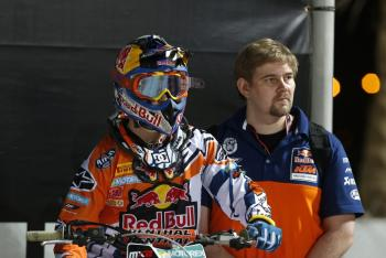 Reports: Jeffrey Herlings Sustains Leg Injury at MXGP of Czech Republic (Update)