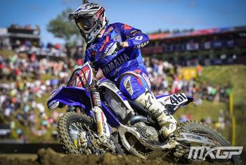 Romain Febvre Stays Hot in Czech Republic