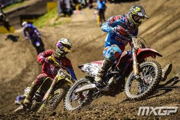 MXGP of Czech Republic Highlights