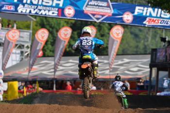 Race Report: Loretta Lynn's, Day 1