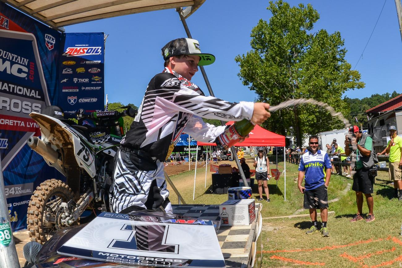Race Report: Loretta Lynn's, Day 4