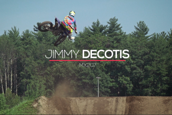 Jimmy D Tearing Up MX207