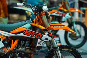 BTO Sports KTM Welcomes Creative Sports Concepts as Sponsor