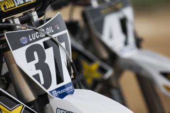 Racer X Films: Factory Husqvarna Bike Test