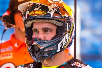 Justin Brayton To Miss Final Two Rounds